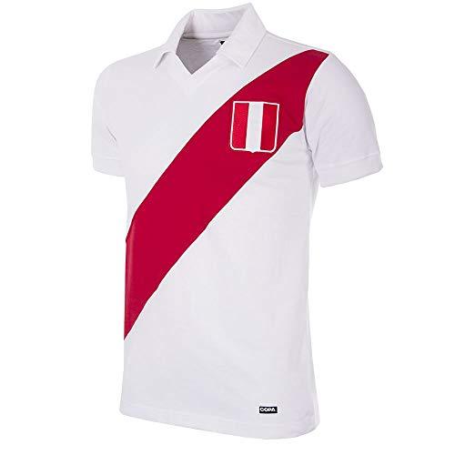 COPA Football - Camiseta Retro Perú años 1970 XXL
