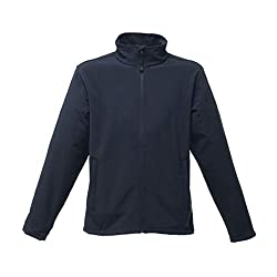 Regatta Herren Professional Reid Water Repellent & Wind Resistant Softshell Jacket Jacke, Navy, XXXXL