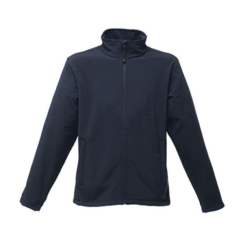 Regatta professional reid water repellent & wind resistant softshell jacket, giacca uomo, marina militare, 4x-l