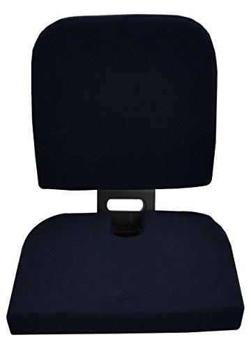 Orthopädische Memory Foam Sitz-, Rücken Unterstützung Kissen für Stühle und Rollstühle zu reduzieren und Schmerzen -