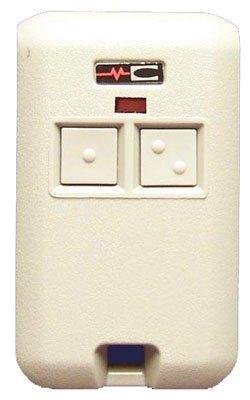 MULTI-CODE 3083 Garage Door Openers 2 Button Mini Remote Control 300MHz by Multi-Code Button-garage Door Opener