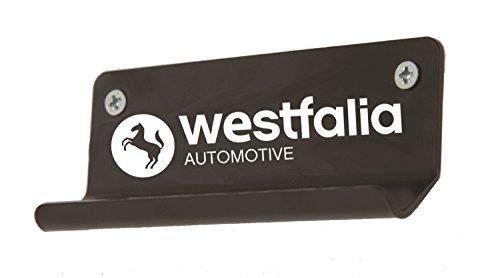 Westfalia Wandhalterung für Fahrradträger bikelander, BC 60, BC 70 und Portilo | platzsparende Aufbewahrung für Kupplungsträger