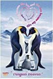 Happy Feet - Penguin Heaven Poster - 91x61cm