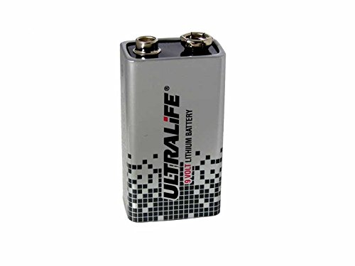 Pufferbatterie kompatibel Backup Batterie Sinumerik 810C 810CE 9V 1,2Ah Block -