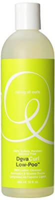 DevaCurl Low Poo No Fade Mild Lather Cleanser 12 Ounce - Read Review