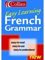 Collins Easy Learning French Grammar par Not Known