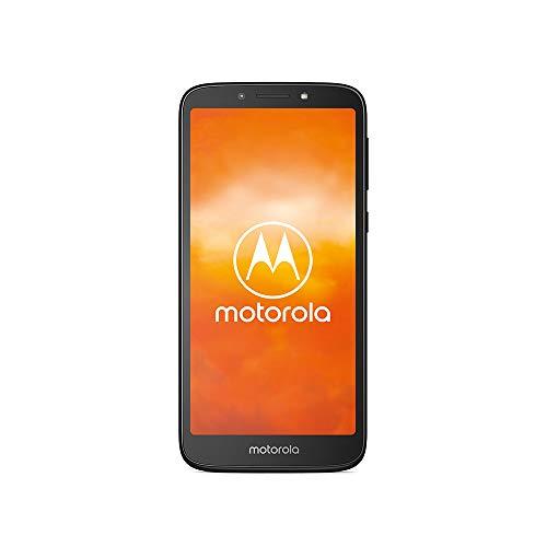 Motorola moto e5 play Smartphone (13,46 cm (5,3 Zoll), 1 GB RAM/16 GB, Android, Black