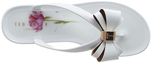 Ted Baker Rueday, Tongs Femme Multicolore (Sketchbook)