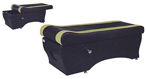 Bobo Angel Backwash Chair Salon Bowl Shampoo Equipment Sink Unit Double Drain Beauty Stylist Station BOSH45