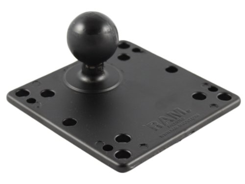 ram-mount-ram-246-vesa-base-plate-with-75mm-and-100mm-holes-with-15-ball