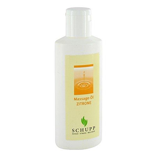 Preisvergleich Produktbild Massageöl Zitrone 200 ml