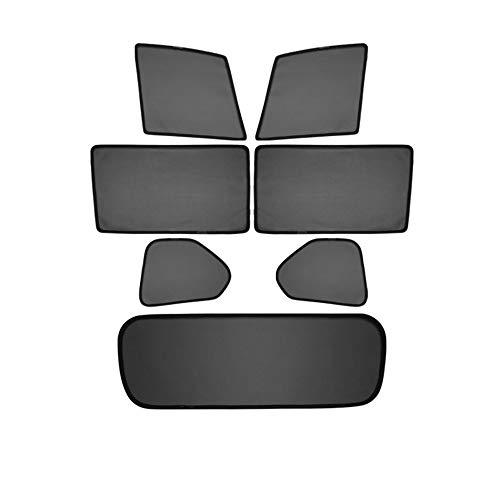 SUNSHAN Auto Vorhang Sonnenschutz Seitenfenster Magnet Auto Sonnenschutz Sonnencreme Wärmedämmung Karte Saug Auto Vorhang Auto benutzerdefinierte für Verschiedene Modelle