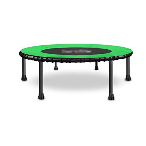 Premium Fitness Trampolin 100 cm Durchmesser für Aerobic & Ausdauertraining