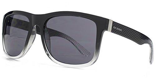 ben-sherman-texturierte-tempel-kunststoff-sonnenbrille-in-schwarz-verlauf-loschen-ben002-one-size-gr