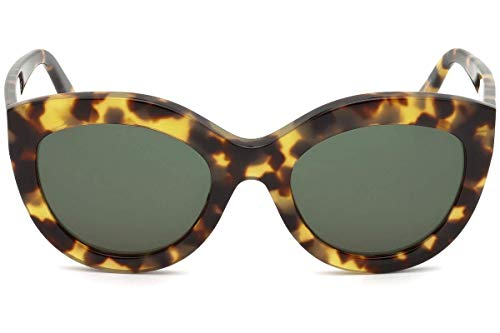 Balenciaga Damen Sunglasses Ba0133 55N-54-22-140 Sonnenbrille, Mehrfarbig, 54