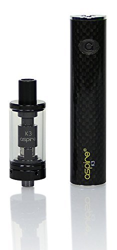 Aspire K3 E-Zigaretten Starter Set (Schwarz)
