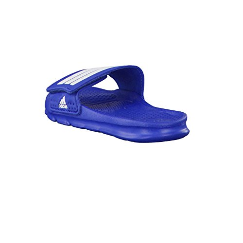 adidas Halva 4 Cf K, Chaussures Garçon Bleu