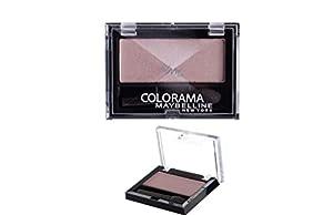 Maybelline Colorama Mono Eyeshadow Dusky Lilac - Mauve 304