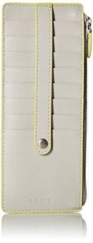 lodis-audrey-credit-card-case-with-zipper-pocket-holder-dove-lime-one-size