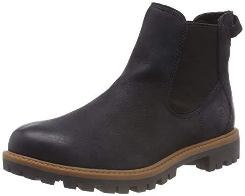 Tamaris Damen 25401-21 Chelsea Boots, Braun (Pepper 324), 41 EU