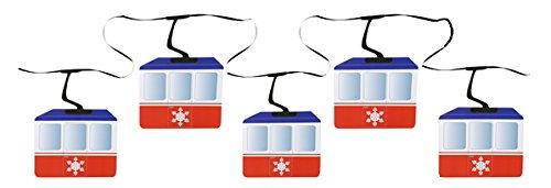 Preisvergleich Produktbild Weihnachten ... oder Apres Ski Party Girlande Winter