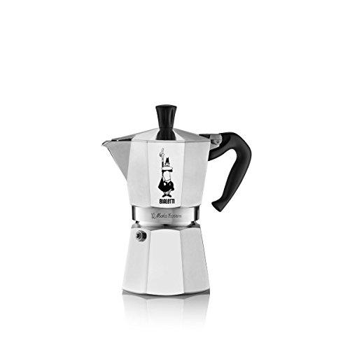 Bialetti Moka Espresso Maker, 6 Cup