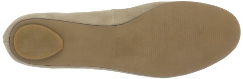 Buffalo London 207-3562 KID SUEDE 135340 Damen Ballerinas Beige (WHITE 09)