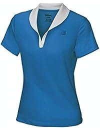 Wilson timeless débardeur en jersey pour femme, wra348101