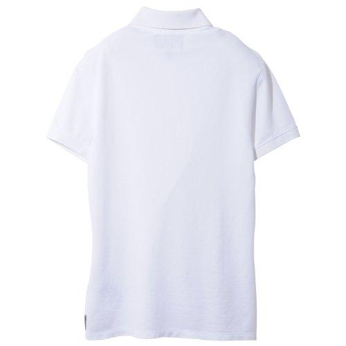 Armani Jeans Hommes Poloshirt Bleu 06M99HD-B8 Blanc (Blanc 10)