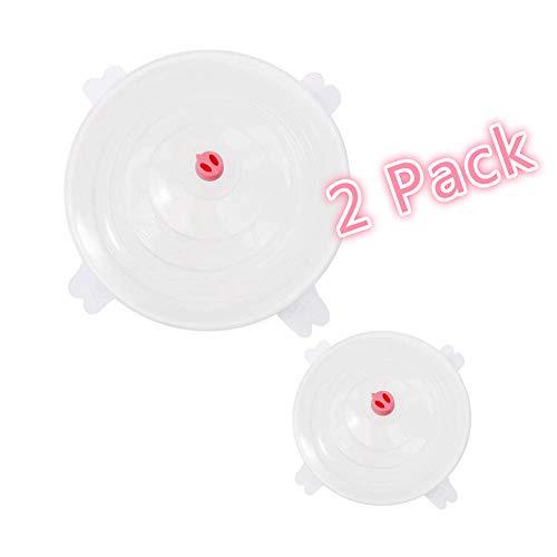 Zuoluo risparmiatore impacchi alimentari copertura per alimenti elastici coperchi elasticizzati coperchi riutilizzabili impacchi alimentari fai da te