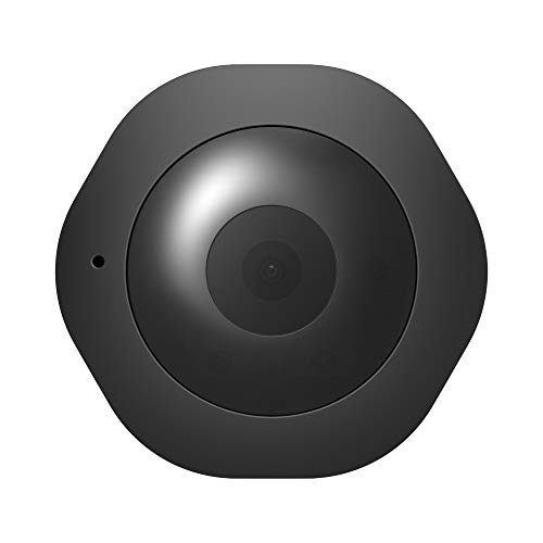 Preisvergleich Produktbild XSGDMN WiFi Action Camera,  Mini Security Sport Camera Support SD 64gb 1080P HD,  90 Grad Weitwinkel,  Nachtvision,  Remote Review für Home / Baby / Elder / , Black