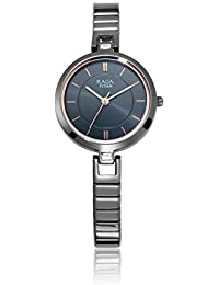 Titan Raga Viva Analog Grey Dial Women's Watch-2603QM01