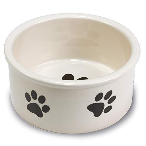 Arquivet 8435117825093 - Comedero Ceramica Huellas