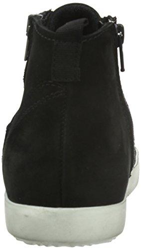 Tamaris 25285, Sneakers Hautes Femme Noir (Black 001)