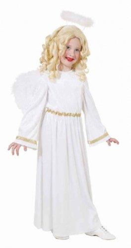 Orlob Karneval 503-150 - Engelchen lang, Größe (Gold Engel Kostüm)