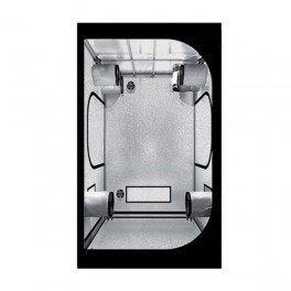 Chambre de culture 120 x 120 x 200 cm - Black Silver
