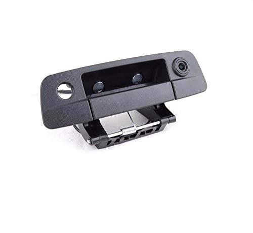 CCD Kofferraumgriff Rückfahrkamera Farbkamera Einparkkamera Nachtsicht und Rückfahrsystem Einparkhilfe-Wasserdicht & Stoßfest für Dodge Ram 1500 2500 3500 Tailgate 2009-2018 -