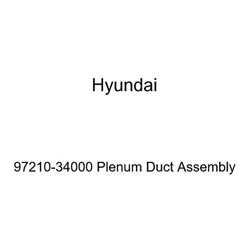 Original Hyundai 97210-34000 DUCT ASSY-PLENUM / 9721034000 Duct Plenum