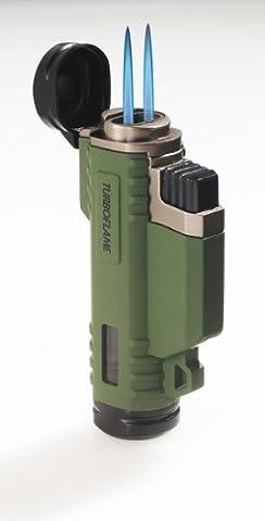 Turboflame Ranger Turbo 2 Twin Flame Lighter