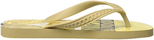 Versace Jeans Ee0vpbsh1_e77201, Infradito Donna Oro