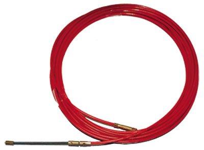 ATM 760015-Band pasa-hilo Stahl/Nylon 4rote mm-15m