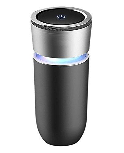 Sumeber Auto purificatore d' Aria e Lonizer, Houzetek Deodorante, Portable Air Cleaner, Odor Eliminator Elettrico per Auto Armadio da Bagno per togliere Eliminator Sigarett