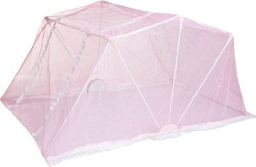 Natraj Goodnight Mosquito Net (Pink)