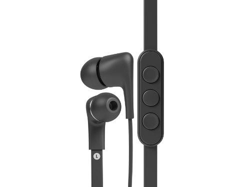 Jays Five Écouteurs pour Apple iPhone Noir