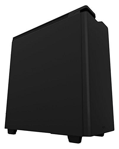 NZXT CA-H442C-M8 H440 ATX fensterlos Mid Tower Hülle matt schwarz/schwarz
