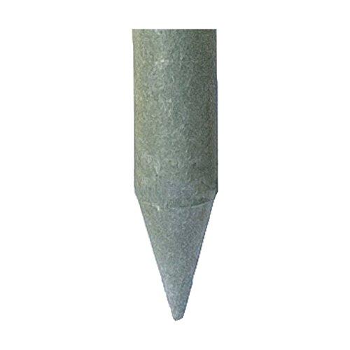 Recycling-Pfahl 150 cm lang, 4,5 cm stark, rund – 214000 - 2