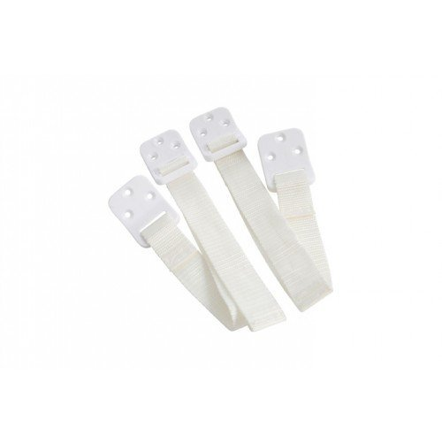 Stork Child Care Furniture Wall Straps (Pack of 2)