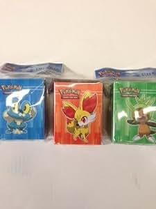 Ultra Pro - 1 Deck Box Pokémon Xy