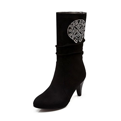 1TO9 - A Collo Alto donna Black