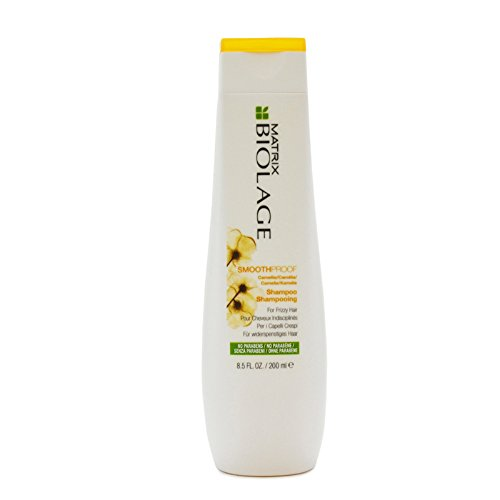 Matrix biolage smoothproof smoothing shampoo for frizzy hair 200ml